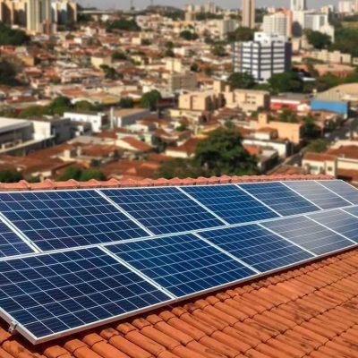 Geração de energia solar cresce no 1º trimestre de 2020